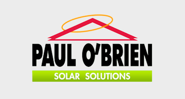 Paul O'Brien Solar Installations