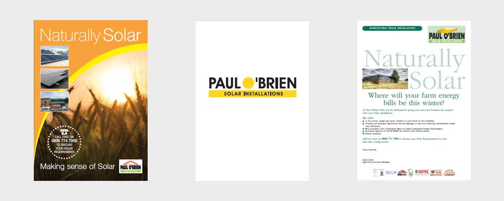 Paul O'Brien Solar Samples